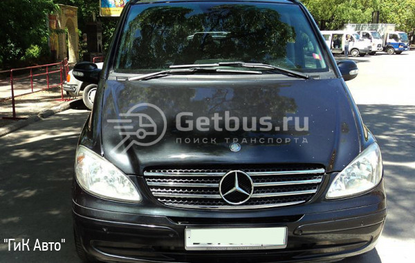 Mercedes vito Краснодар